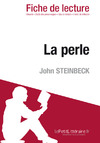 Livre numrique La perle de John Steinbeck (Fiche de lecture)