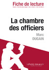 Livre numrique La chambre des officiers de Marc Dugain (Fiche de lecture)