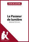 Livre numrique Le passeur de lumire de Bernard Tirtiaux (Fiche de lecture)