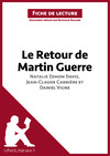Livre numrique Le retour de Martin Guerre de Davis, Carrire et Vigne (Fiche de lecture)