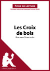 Livre numrique Les croix de bois de Roland Dorgels (Fiche de lecture)