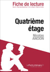 Livre numrique Quatrime tage de Nicolas Ancion (Fiche de lecture)