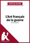 Livre numrique L&#x27;Art franais de la guerre d&#x27;Alexis Jenni (Fiche de lecture)