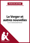 Livre numrique Le Verger et autres nouvelles de Georges-Olivier Chteaureynaud (Fiche de lecture)