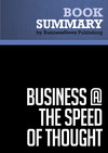 Livre numérique Summary: Business The Speed Of Thought - Bill Gates
