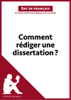 Livre numrique Comment rdiger une dissertation? (Fiche de cours)