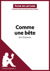 Livre numrique Comme une bte de Joy Sorman (Fiche de lecture)