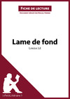 Livre numrique Lame de fond de Linda L (Fiche de lecture)