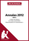 Livre numrique Bac de franais 2012 - Annales Srie L (Corrig)