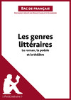 Livre numrique Les genres littraires - Le roman, la posie et le thtre (Fiche de rvision)