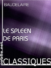Livre numrique Le Spleen de paris, petits pomes en prose