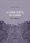 Livre numrique Le gnie subtil du roman