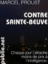 Livre numrique Contre Sainte-Beuve
