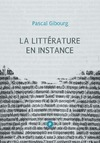 Livre numrique La littrature en instance