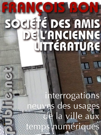 Livre numrique Socit des amis de lancienne littrature