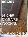 Livre numrique Le chef doeuvre inconnu