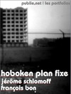 Livre numrique Hoboken, plan fixe