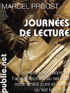 Livre numrique Journes de lecture