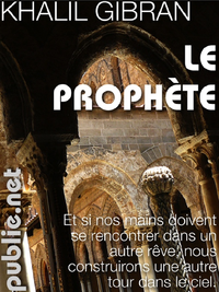 Livre numrique Le Prophte