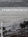 Livre numrique Transparences