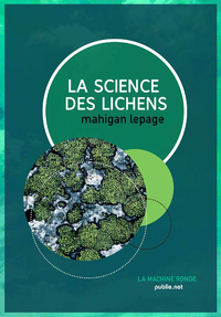 Livre numrique La science des lichens