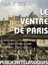 Livre numrique Le ventre de Paris