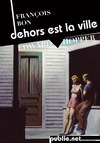 Livre numrique Dehors est la ville (Edward Hopper)