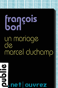 Livre numrique Un mariage de Marcel Duchamp