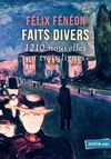 Livre numrique Faits divers
