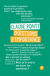 Livre numrique Questions d&#x27;importance