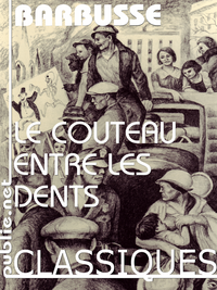 Livre numrique Le couteau entre les dents