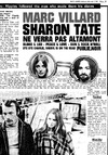 Livre numrique Sharon Tate ne verra pas Altamont