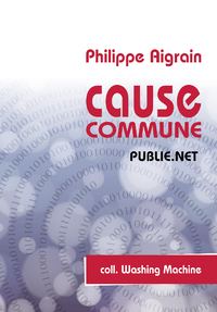 couverture de l'eBook publie.net de Cause commune
