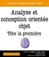 Livre numrique Analyse et conception orientes objet - Tte la premire