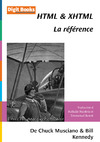 Livre numrique HTML et XHTML - La rfrence