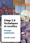 Livre numrique Gimp 2.8 Techniques et recettes