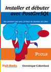 Livre numrique Installer et dbuter avec PostgreSQL