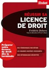 Livre numrique Russir sa licence de droit