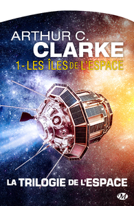 Livre numrique Les les de l&#x27;espace