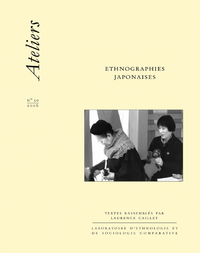 Livre numrique 30 | 2006 - Ethnographies japonaises - Ateliers anthropologie