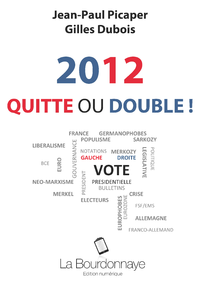 Livre numrique 2012 : Quitte ou double !