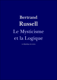 Livre numrique Le Mysticisme et la Logique