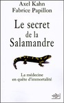 Livre numrique Le secret de la salamandre