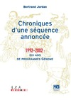 Livre numrique Chroniques d&#x27;une squence annonce
