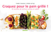 Livre numrique Craquez pour le pain grill !