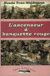 Livre numrique Ascenseur  banquette rouge