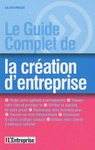 Livre numrique Le guide complet de la cration d&#x27;entreprise