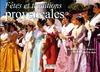 Livre numrique Ftes et traditions provenales