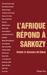Livre numrique L&#x27;Afrique rpond  Sarkozy