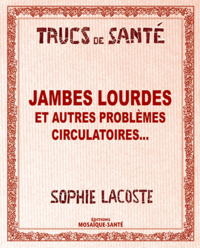 Livre numrique Jambes lourdes - Et autres problmes circulatoires...